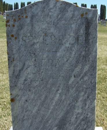 SEVEREIDE, MORRIS - Winneshiek County, Iowa | MORRIS SEVEREIDE