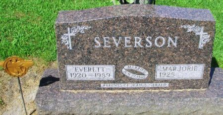 SEVERSON, EVERETT - Winneshiek County, Iowa | EVERETT SEVERSON