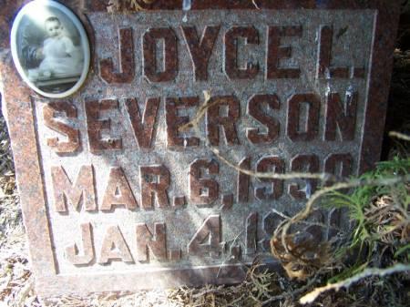 SEVERSON, JOYCE L - Winneshiek County, Iowa | JOYCE L SEVERSON