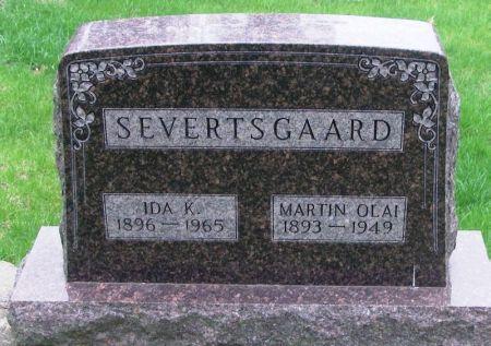 SEVERTSGAARD, IDA K. - Winneshiek County, Iowa | IDA K. SEVERTSGAARD