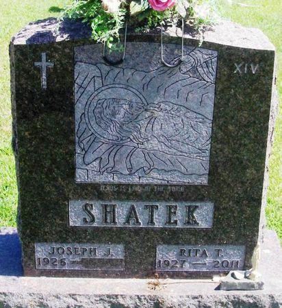 SHATEK, RITA THERESA - Winneshiek County, Iowa   RITA THERESA SHATEK