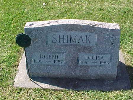SHIMAK, JOSEPH - Winneshiek County, Iowa | JOSEPH SHIMAK