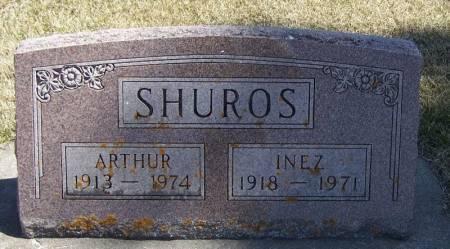 SHUROS, INEZ - Winneshiek County, Iowa | INEZ SHUROS