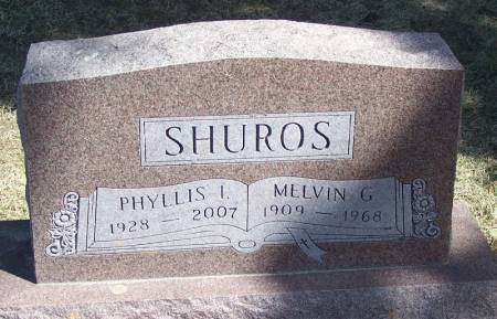 SHUROS, PHYLLIS I - Winneshiek County, Iowa | PHYLLIS I SHUROS