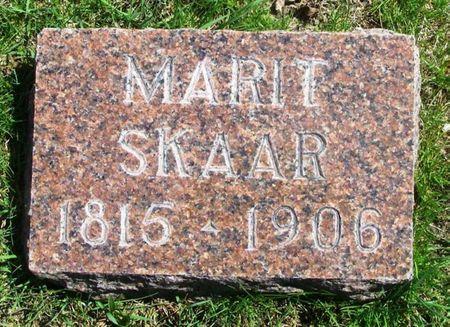 SKAAR, MARIT - Winneshiek County, Iowa | MARIT SKAAR