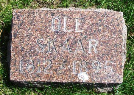 SKAAR, OLE - Winneshiek County, Iowa | OLE SKAAR