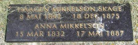 SKAGE, HAAGEN MIKKELSON - Winneshiek County, Iowa | HAAGEN MIKKELSON SKAGE