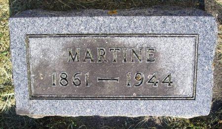 SKJEIE, MARTINE - Winneshiek County, Iowa | MARTINE SKJEIE