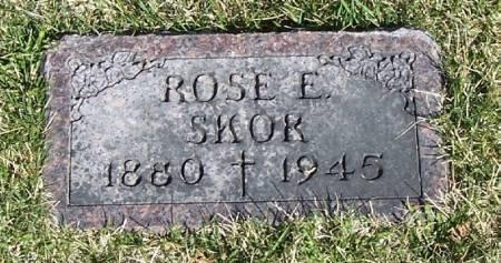 SKOR, ROSE E - Winneshiek County, Iowa | ROSE E SKOR