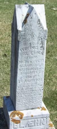 SLAEHN, WIKING E - Winneshiek County, Iowa | WIKING E SLAEHN
