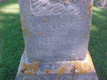 SLEPICKA, KATHARINE - Winneshiek County, Iowa | KATHARINE SLEPICKA