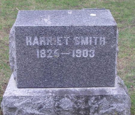 SMITH, HARRIET - Winneshiek County, Iowa | HARRIET SMITH