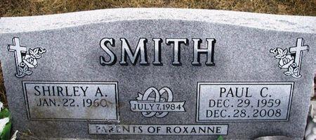 SMITH, PAUL CHARLES - Winneshiek County, Iowa   PAUL CHARLES SMITH
