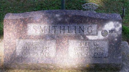 SMITHLING, MAYME J. - Winneshiek County, Iowa | MAYME J. SMITHLING