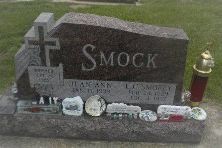 SMOCK, L.C. (SMOKEY) - Winneshiek County, Iowa   L.C. (SMOKEY) SMOCK