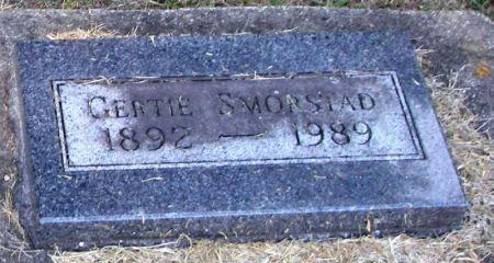 SMORSTAD, GERTIE - Winneshiek County, Iowa | GERTIE SMORSTAD