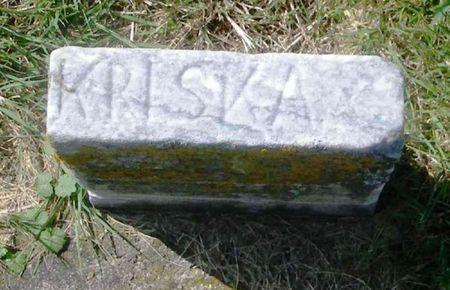 SN1031, KRISKA - Winneshiek County, Iowa   KRISKA SN1031