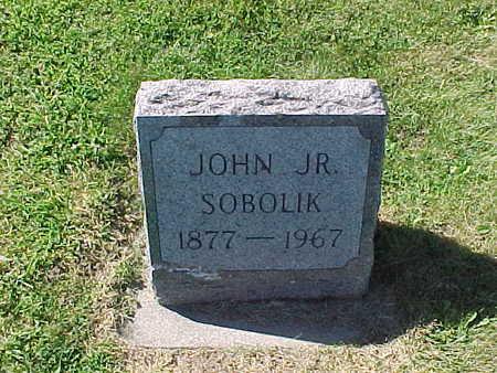 SOBOLIK, JOHN JR - Winneshiek County, Iowa | JOHN JR SOBOLIK