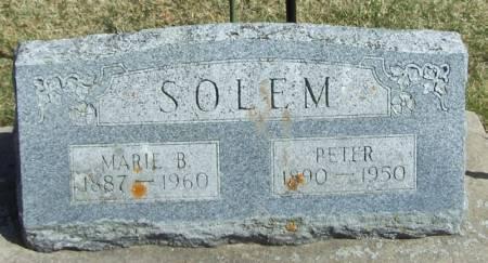 SOLEM, PETER - Winneshiek County, Iowa | PETER SOLEM
