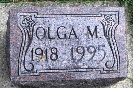 SOLEM, OLGA M - Winneshiek County, Iowa   OLGA M SOLEM