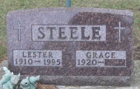 STEELE, LESTER - Winneshiek County, Iowa | LESTER STEELE