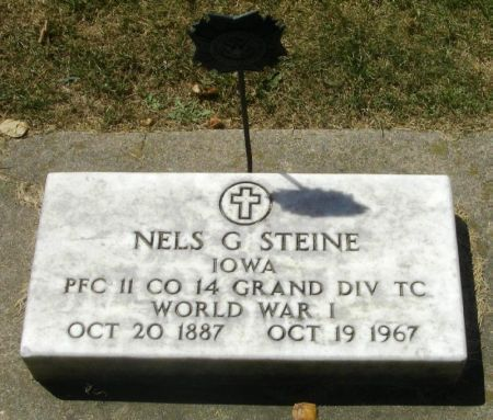 STEINE, NELS G. - Winneshiek County, Iowa | NELS G. STEINE