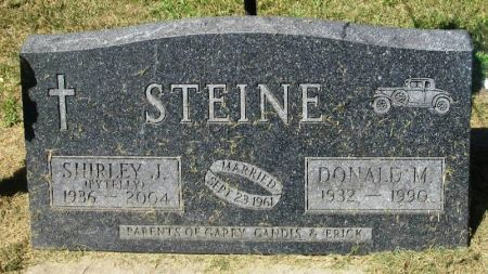STEINE, SHIRLEY J. - Winneshiek County, Iowa | SHIRLEY J. STEINE