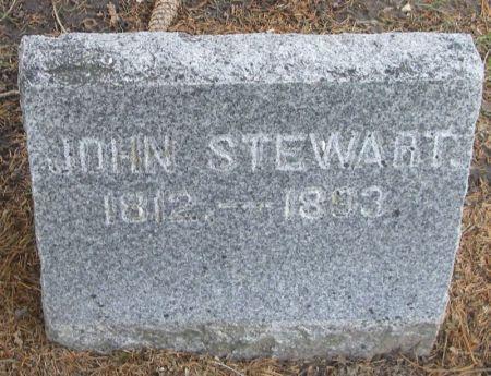 STEWART, JOHN - Winneshiek County, Iowa | JOHN STEWART