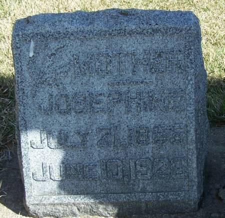STOEN, JOSEPHINE - Winneshiek County, Iowa   JOSEPHINE STOEN
