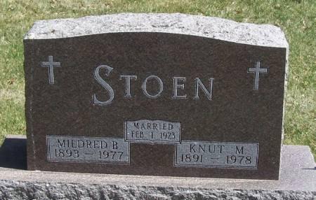 STOEN, KNUT M - Winneshiek County, Iowa | KNUT M STOEN