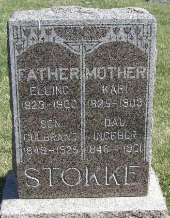 STOKKE, KARI - Winneshiek County, Iowa | KARI STOKKE