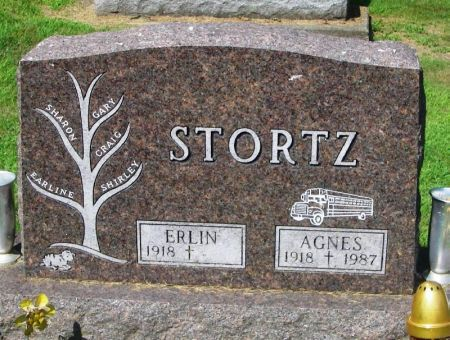 STORTZ, AGNES - Winneshiek County, Iowa | AGNES STORTZ