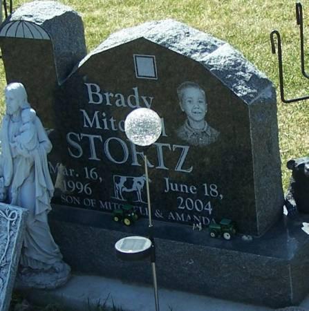 STORTZ, BRADY MITCHELL - Winneshiek County, Iowa | BRADY MITCHELL STORTZ
