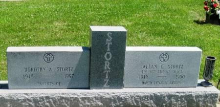 STORTZ, DOROTHY A. - Winneshiek County, Iowa   DOROTHY A. STORTZ