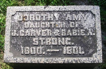 STRONG, DOROTHY AMY - Winneshiek County, Iowa | DOROTHY AMY STRONG