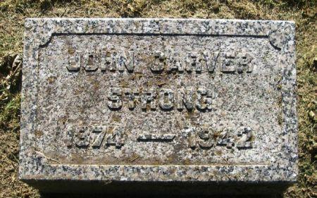 STRONG, JOHN CARVER - Winneshiek County, Iowa | JOHN CARVER STRONG