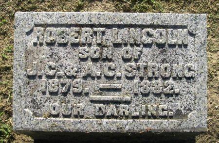STRONG, ROBERT LINCOLN - Winneshiek County, Iowa | ROBERT LINCOLN STRONG