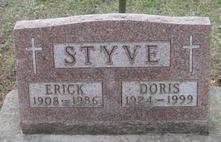 STYVE, DORIS - Winneshiek County, Iowa | DORIS STYVE