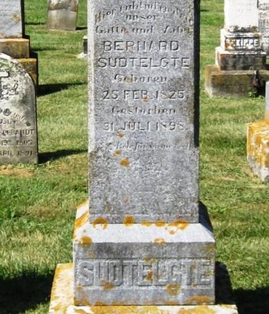 SUDTELGTE, BERNARD - Winneshiek County, Iowa | BERNARD SUDTELGTE