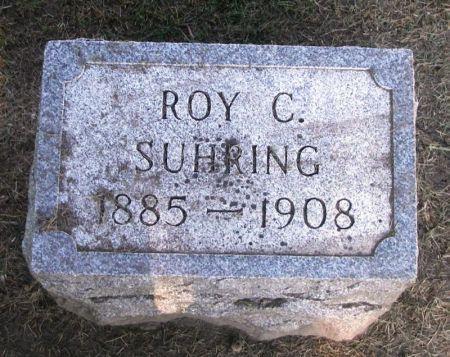 SUHRING, ROY C. - Winneshiek County, Iowa | ROY C. SUHRING