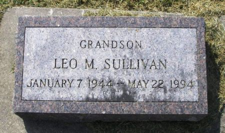 SULLIVAN, LEO M. - Winneshiek County, Iowa | LEO M. SULLIVAN