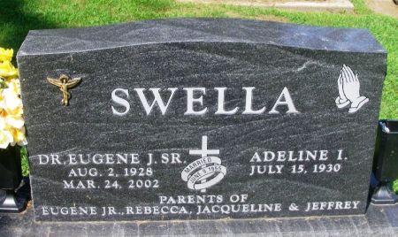 SWELLA, EUGENE J. SR. DR. - Winneshiek County, Iowa   EUGENE J. SR. DR. SWELLA