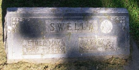 SWELLA, ETHEL MAY - Winneshiek County, Iowa | ETHEL MAY SWELLA