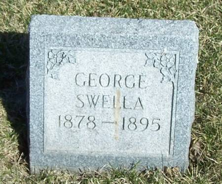 SWELLA, GEORGE - Winneshiek County, Iowa | GEORGE SWELLA