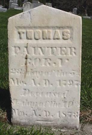 PAINTER, THOMAS - Winneshiek County, Iowa | THOMAS PAINTER