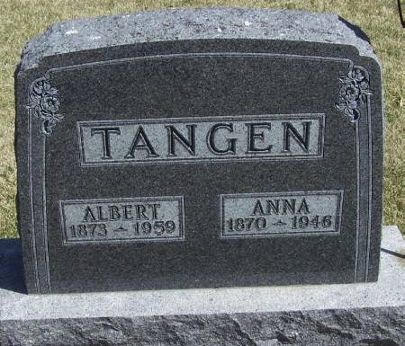 TANGEN, ALBERT - Winneshiek County, Iowa | ALBERT TANGEN