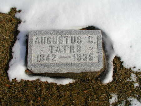 TATRO, AUGUSTUS - Winneshiek County, Iowa | AUGUSTUS TATRO