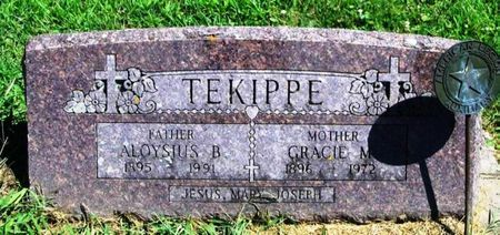 TEKIPPE, GRACIE M. - Winneshiek County, Iowa | GRACIE M. TEKIPPE