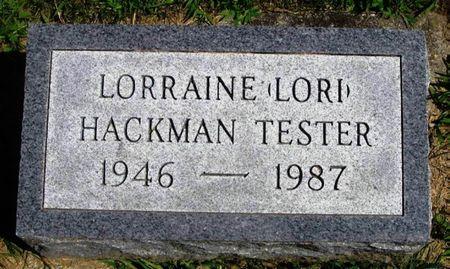 TESTOR, LORRAINE - Winneshiek County, Iowa | LORRAINE TESTOR