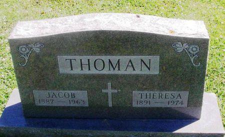 THOMAN, THERESA - Winneshiek County, Iowa | THERESA THOMAN